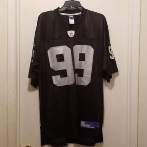 Reebok NFL Saap 99 Jersey OKLAN RAIDERS